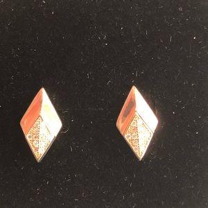 Jewelry - New in Box Sterling Silver Earrings